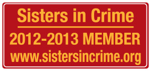 Sisters in Crime Stamp 2012-13